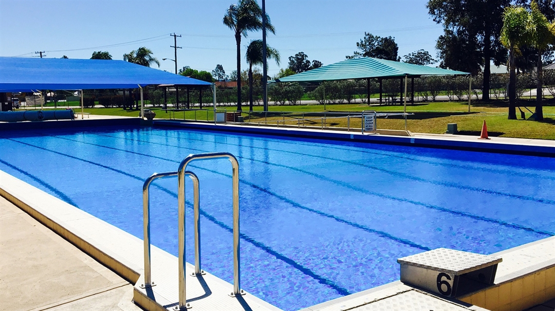 Photo of Branxton Pool