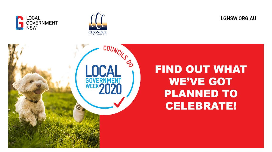 Local Government Week 2020 Promotional Tile